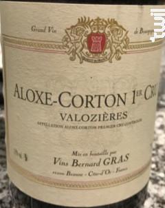 Aloxe-Corton 1er Cru