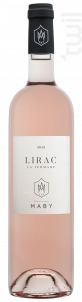 La Fermade - Domaine Maby - 2019 - Rosé