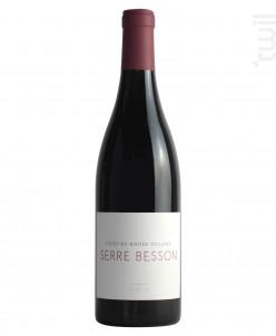 Côtes du Rhône Villages - DOMAINE SERRE BESSON - 2016 - Rouge