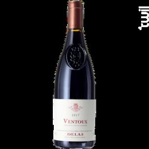 Cuvée Ventoux - Maison Delas - 2019 - Rouge