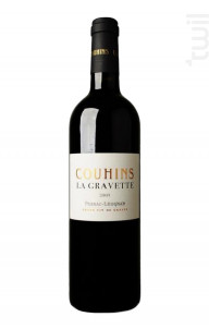 Couhins La Gravette - Château Couhins - 2006 - Rouge