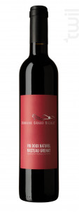 Vin Doux Naturel Rasteau rouge