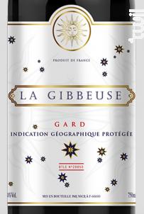 La Gibbeuse IGP - Château de Jau - 2017 - Rouge