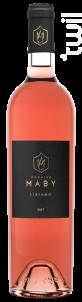 Libiamo - Domaine Maby - 2018 - Rosé