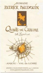 Les Zersilles Grand Cru - Domaine Patrick Baudouin - 2013 - Blanc