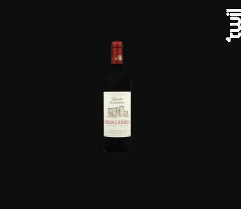 Chevalier De Landerac - Chevalier De Landerac - 2017 - Rouge