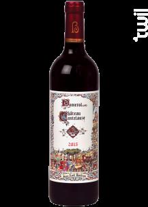 Château Cantelauze - Château Cantelauze - 2015 - Rouge