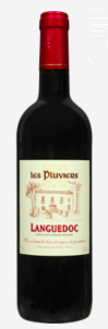 Les Pluviers - Les Vins du Littoral - 2018 - Rouge