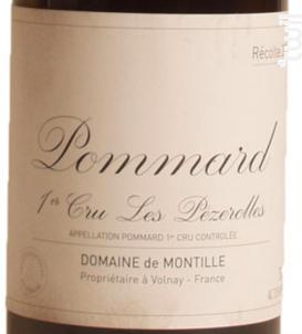 POMMARD LES PEZEROLLES - Domaine de Montille - 2014 - Rouge