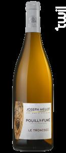 Le Troncsec - Vignobles Joseph Mellot - 2018 - Blanc