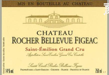Château rocher bellevue figeac