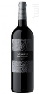 Malbec - Alpasión - 2016 - Rouge