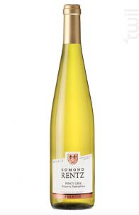 Pinot Gris Les Murets - Domaine Edmond Rentz - 2017 - Blanc
