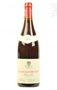 CHAMBOLLE MUSIGNY 1er cru - BERTHEAU Francois - 2013 - Rouge