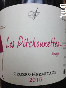 Les Pitchounettes - Domaine les 4 vents - 2016 - Rouge