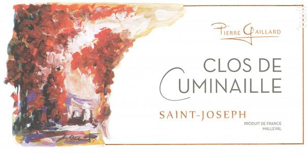 Clos de Cuminaille - Pierre Gaillard - 2013 - Rouge