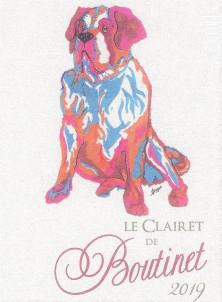 Le Clairet de Boutinet - Château Boutinet - 2019 - Rosé