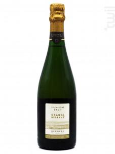 Champagne grande réserve brut - CHAMPAGNE DEHOURS - Non millésimé - Effervescent