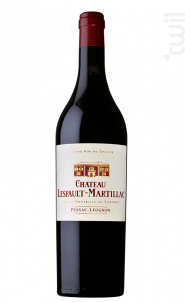 Lespault-martillac Rouge - Château Lespault-Martillac - 2018 - Rouge