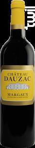 Château Dauzac - Château Dauzac - 5e Cru Classé - 2020 - Rouge