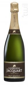 Brut Mosaïque - Champagne Jacquart - Non millésimé - Effervescent