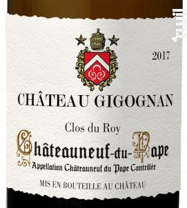 Clos du Roi - Château Gigognan - 2019 - Blanc