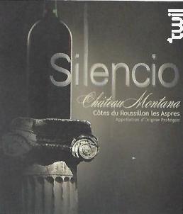 Silencio - Château Montana - 2016 - Rouge