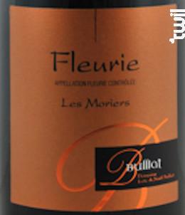 Fleurie les Moriers - Domaine Bulliat - 2018 - Rouge