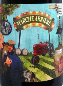 Marche arrière - Mas du Chêne - 2017 - Rouge