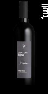 Si Noire - Château Flotis - 2015 - Rouge