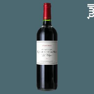 L'esprit Terroir - Château Rouquette sur Mer - 2015 - Rouge