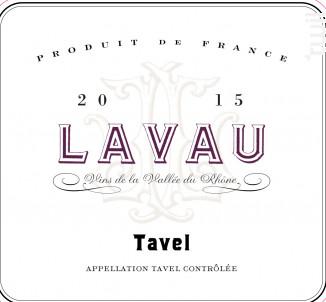 Tavel - Maison Lavau - 2012 - Rosé