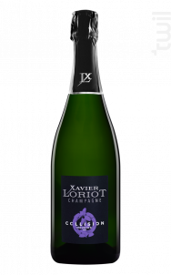 Collision Meunier - Champagne Xavier Loriot - Non millésimé - Effervescent