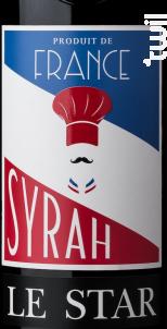 Le Star Syrah - Maison Le Star - 2017 - Rouge