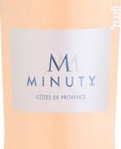 M de Minuty - Château Minuty - 2018 - Rosé