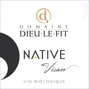 Native - Domaine Dieu-Le-Fit - Rémi Pouizin - 2018 - Rouge