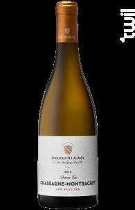 Chassagne-Montrachet Premier Cru Les Baudines - Edouard Delaunay - 2018 - Blanc