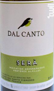 Serà - Domaine Dal Canto - 2014 - Blanc