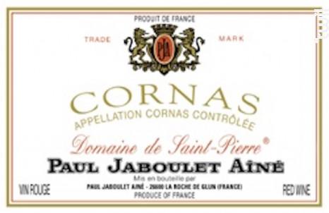 Domaine de Saint-Pierre - Paul Jaboulet Aîné - 2006 - Rouge