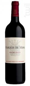 Marquis De Mons - Château La Tour de Mons - 2014 - Rouge