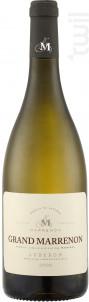 Grand Marrenon - Marrenon - 2017 - Blanc