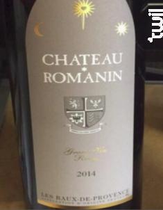 Château Romanin - Château Romanin - 2014 - Rouge