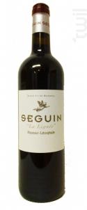 La Lignée - Château Seguin - 2014 - Rouge