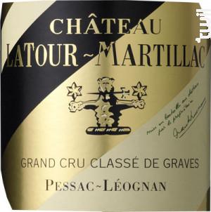 Château Latour-Martillac - Château Latour-Martillac - 2008 - Blanc
