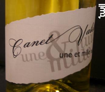 Le Blanc - Domaine Canet-Valette - 2017 - Blanc