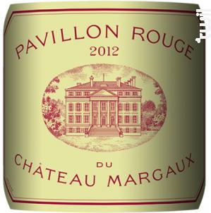 Pavillon Rouge du Château Margaux - Château Margaux - 2005 - Rouge