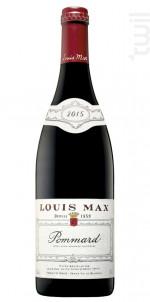 Pommard - Louis Max - 2015 - Rouge