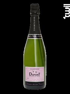 Douceur de nos Terroirs - Champagne Valérie et Gaël Dupont - Non millésimé - Effervescent