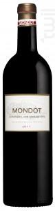 Mondot - Château Troplong Mondot - 2011 - Rouge