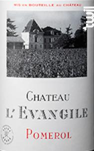Chateau L'Evangile - Domaines Barons de Rothschild - Château Lafite Rothschild - 2014 - Rouge